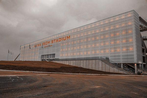 Akwa Ibom Stadium Complex, Nigeria
