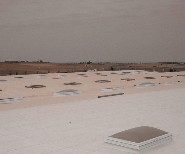 Sats Siliana, Tunesien
